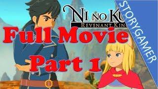 Ni No Kuni 2 Game Movie All Cutscenes Part 1