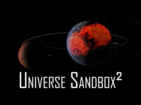 Universe Sandbox² - Facecam