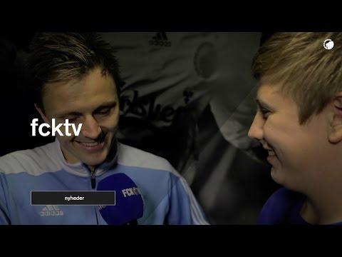 Se 15-årige Christoffers interview med Kvist