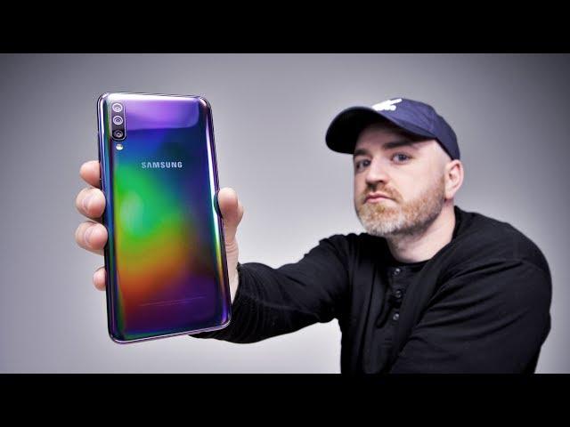 The Less Known Samsung Galaxy Phone... thumbnail