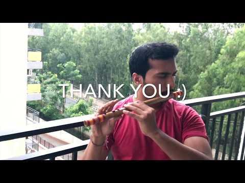 Kuch na kaho | flute | Yash Shah