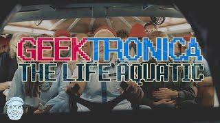 The Life Aquatic Zissou Society Blue Star Cadets Geektronica