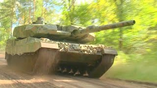 Rheinmetall Defence - Leopard 2PL Main Battle Tank & Buffalo Armoured Recovery Vehicle 3 [1080p]