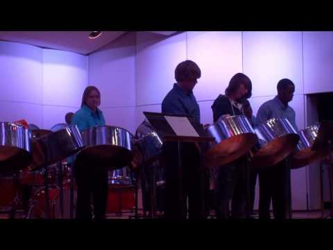 Don't Stop Belivin' - Journey - Live Steel Band @ Mott Community College