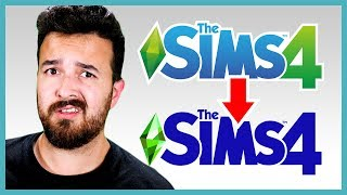 The Sims 4 has totally changed its look...