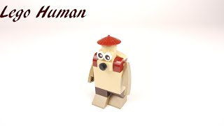 Lego human |  Lego Classic Set | Lego How to build | Lego custom build | Lego classic |