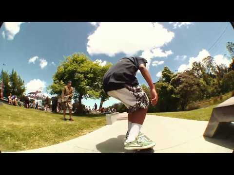 Young Guns Skate Series 2014 - Albany