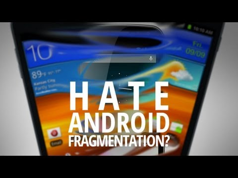Hate Android Fragmentation? Buy a Nexus.