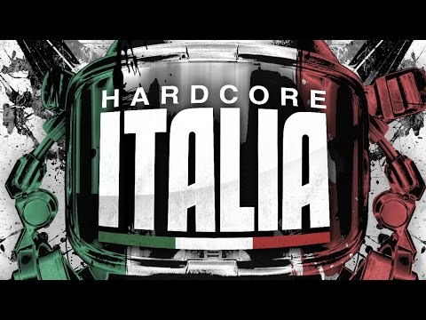 Hardcore Italia 'DJs in concert' - Teaser (21-01-2012)