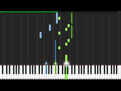 River Flows In You - Yiruma [Piano Tutorial] (Synthesia)