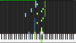 River Flows In You Yiruma Piano Tutorial Synthesia