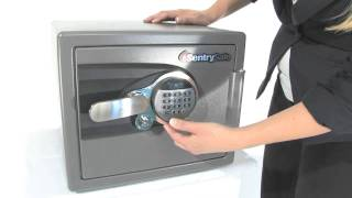 Sentry Safe OS0810 Fire Safe