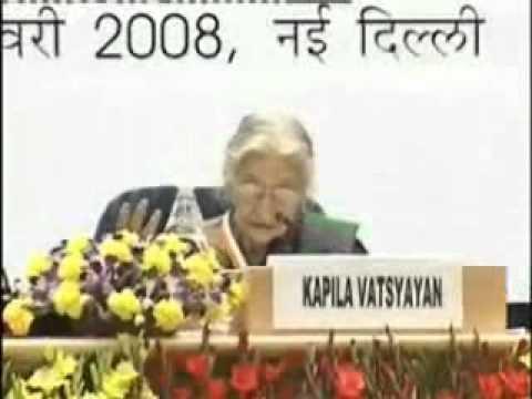 M J Warsi during Pravasi Bhartiya Divas 2008