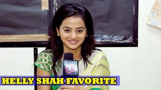 Helly Shah Interview On Her Favourite Things | Swaragini | Telly Reporter