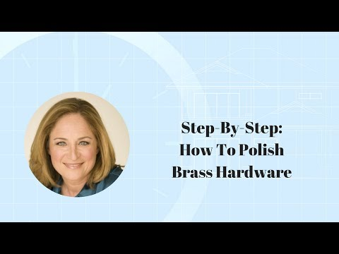 Step-By-Step: How To Polish Brass Hardware