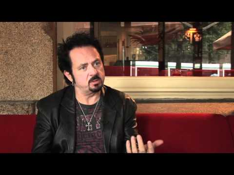 Interview Steve Lukather (part 1)