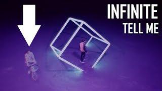 (EXPLAINED) Infinite - Tell Me MV