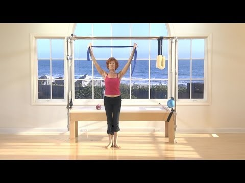 Pilates Shoulder and Chest Opening Exercises with Niedra Gabriel