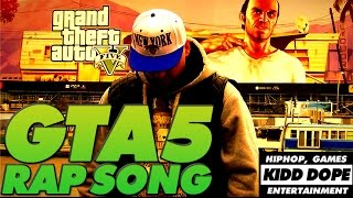 GTA 5 RAP SONG (DEUTSCH) Official HD Video