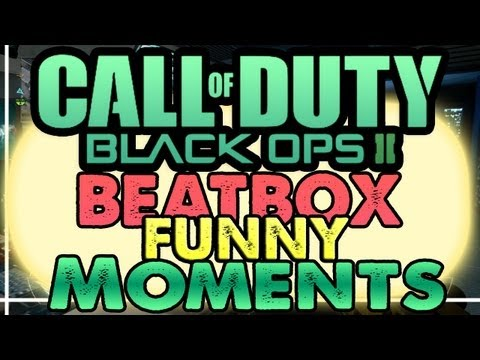 REGGAE BEATBOXING! - Beatbox Funny Moments #23 (BLACK OPS 2)