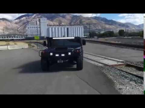 $27,400  - AM General HMMWV.  Plan B Supply Military Grade Humvees