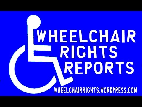 Wheelchair Rights Report Africa Arts and Culture Festival in Halifax