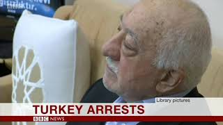 "⚠️One minute news: TURKEY ARRESTS, BORDER SECURITY ""DEAL"", CATALAN COURT CASE (February 12, 2019)"