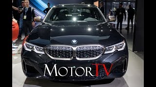 BMW AT THE 2018 L.A. Auto Show l Highlights