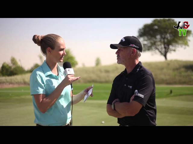 Arabian Golf TV Pete Cowen 1 On 1 and Putting Challenge - AGTV