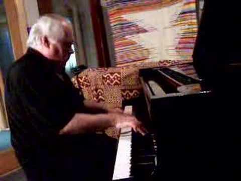 Jim Hession / Master of Stride/ The Charleston /James P. Johnson /