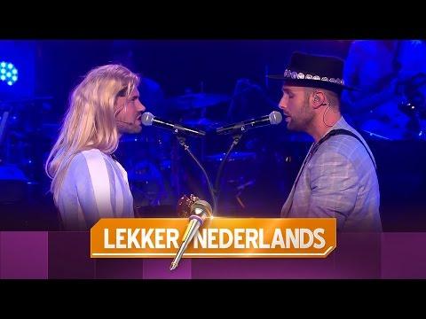 Nick en Simon zingen 'Camembert Met Stront' | Lekker Nederlands 2015 | SBS6