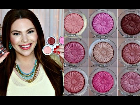 CLINIQUE Cheek Pop Blush | REVIEW & SWATCHES