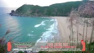 Thăng Long Travel Tour Xuyên Việt 16-30 tháng 4 năm 2017