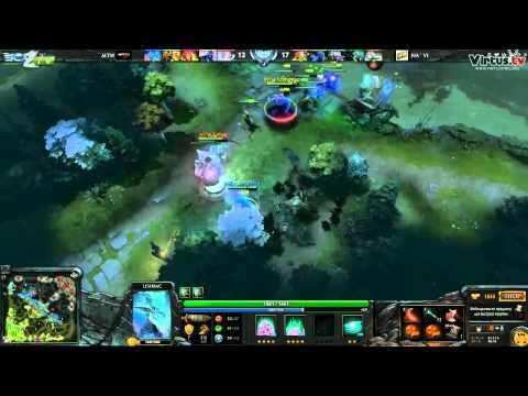 DreamHack Summer 2012: Final NaVi vs mTw Game 1