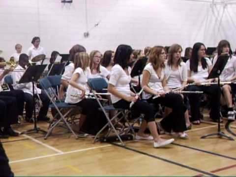 St.Patrick's Final Band Concert 2009: Atlantis