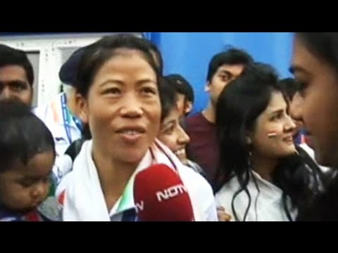 No one remembers a loser, says Mary Kom after Asian Games gold