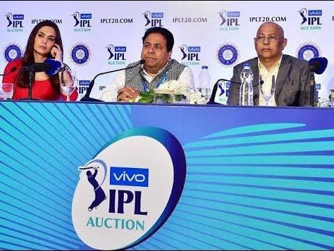 IPL Auction 2019 Day 1 Highlights (RCB, CSK, DCS, SRH, KXIP, MI, RR, KKR)
