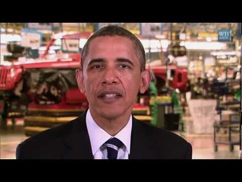 Obama:Bailout Worked-Chrysler Profitable, Paid-Back, Private