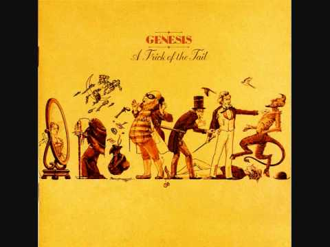 Genesis - Mad Man Moon