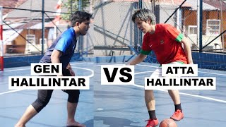Download Lagu Futsal Rusuh!! Gen Halilintar VS Atta Halilintar Gratis STAFABAND