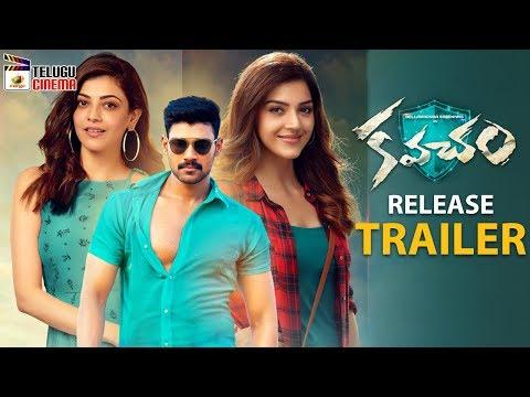 Kavacham Movie RELEASE TRAILER | Bellamkonda Srinivas | Kajal Aggarwal | Mehreen Kaur |Telugu Cinema