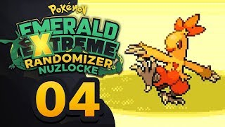 THIS POKEMON IS OP! - Pokémon Emerald EXTREME Randomizer Nuzlocke w/ Supra! Episode #04