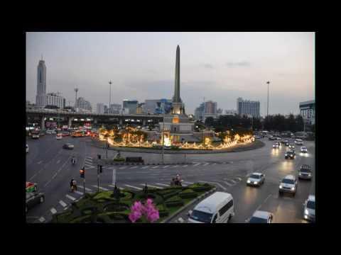 Victory Monument Bangkok – Time Lapse Photography Thailand