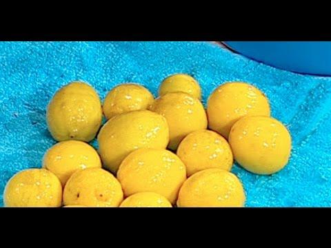 حفظ الليمون  على طريقة الشيف #هاله_فهمي من برنامج #البلدى_يوكل #فوود