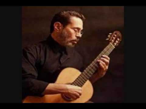 Leo Brouwer plays Bach's BWV 1004 Chaconne