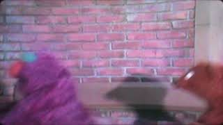 Sesame Street - Telly and Baby Bear chasing Cousin Bear for 1 Minute and going Faster