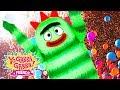 Yo Gabba Gabba! Family Fun - YO GABBA GABBA BALLOON PARTY   Kids Songs   DJ LANCE ROCK   BABY SONGS