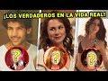 """Download Estos son Bosco, Cynthia Casas, Adela y Fede en la vida real - Serie """"Luis Miguel"""" in Mp3, Mp4 and 3GP"""