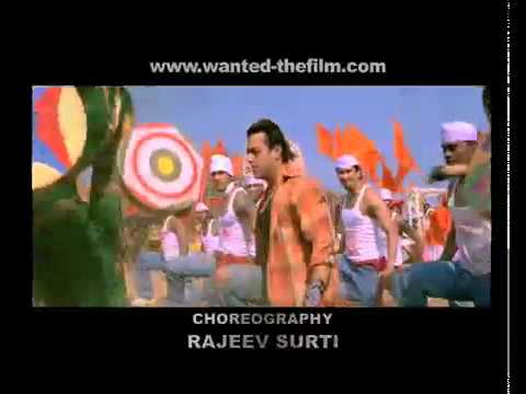 Jalwa Song Prom from Wanted - Salman Khan.mp4