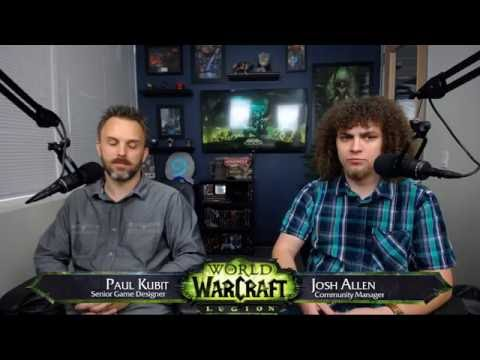 Legion Professions Developer Q&A With Paul Kubit